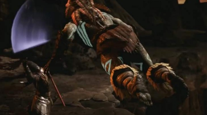 Best Mortal Kombat X fatality may be Kenshi's