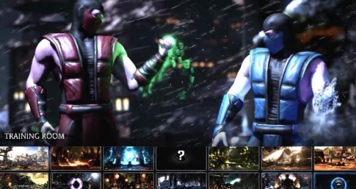 Mortal Kombat X Ermac Klassic skin with 1.06 update