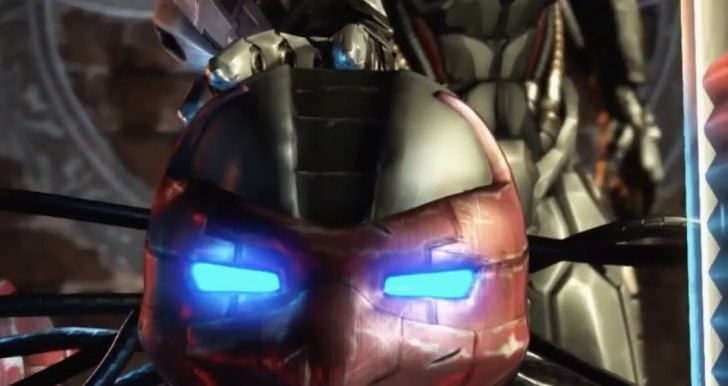 Mortal Kombat X Kombat Pack 2 DLC Character trailer