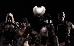 Mortal Kombat X Predator reveal shows Samurai Shinnok