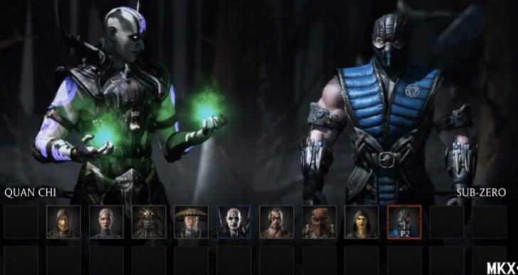 Mortal Kombat X Character list predictions