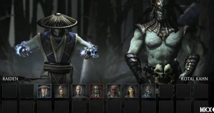 Mortal Kombat X Raiden analysis