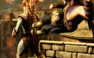 Mortal Kombat X story trailer analysis with Rain