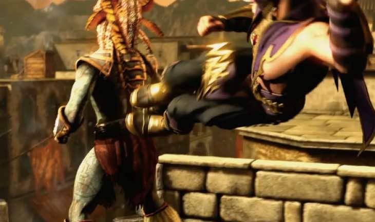 Legends Auto Sales >> Mortal Kombat X story trailer analysis with Rain – Product ...