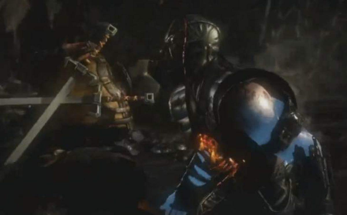 Mortal Kombat X Scorpion Fatality The Nastiest So Far Product