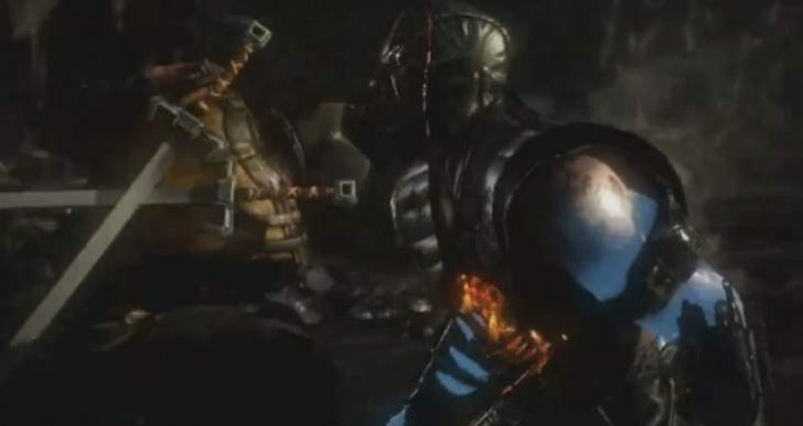 Mortal Kombat X Scorpion fatality the nastiest so far