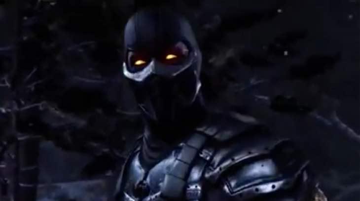 Mortal Kombat X Kombat Pack 2 with Smoke
