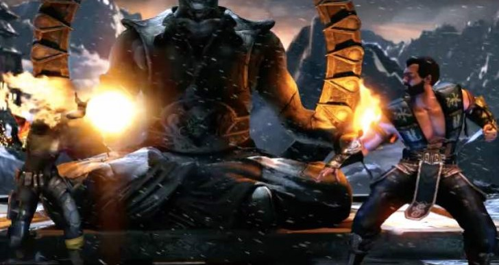 Mortal Kombat X Sub Zero alternative costume teased