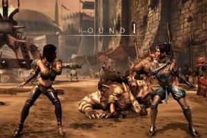 Mortal Kombat X DLC update on Tanya