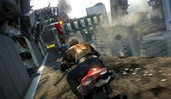 Sony PS4 launch games may include MotorStorm