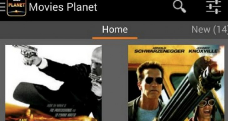 Movie Planet app for iPhone, Android uses YouTube