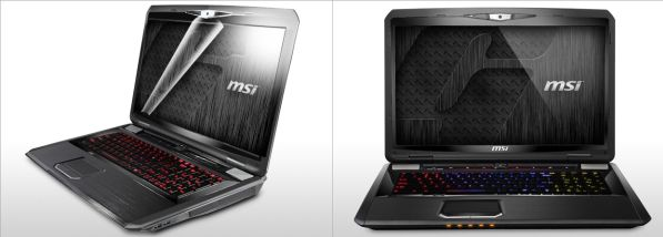 MSI GT780DXR full specs and price info for immersive gaming