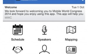 MWC 2014 app for Android turns WiFi on