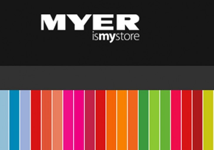 Myer down during Boxing Day sale