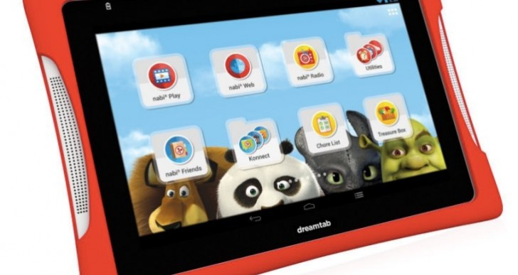 Nabi DreamTab HD8 tablet reviews for 2017
