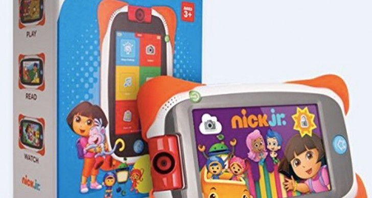 Nabi Nick Jr 5-inch Kids Android tablet 2015 review