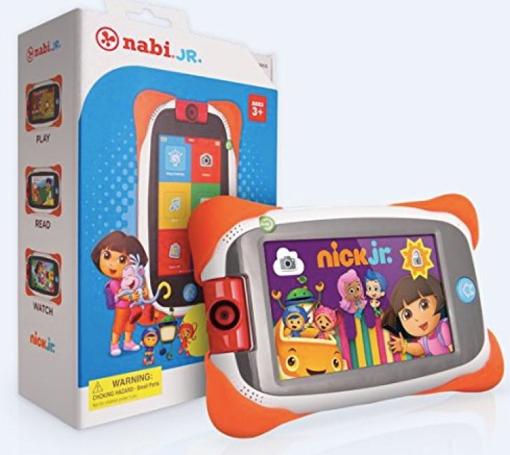 Nabi Nick Jr 5-inch Kids Android tablet 2015 review – Product ...