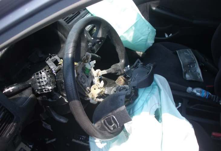 national airbag recall response