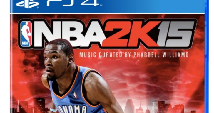 NBA 2K15 soundtrack list from Pharrell