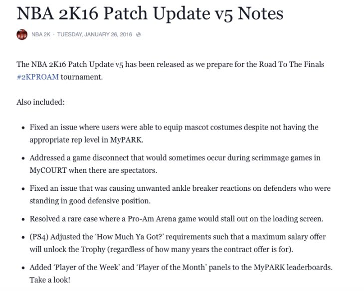 nba-2k16-1.05-patch-notes