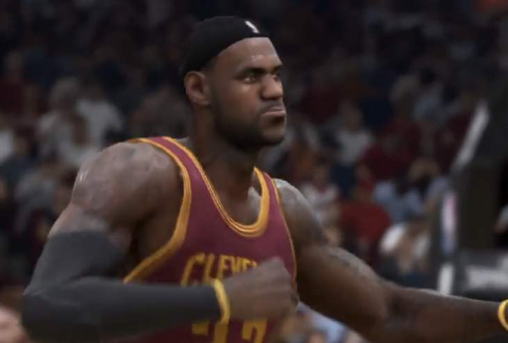 NBA Live 15 Vs NBA 2K15 expectations – Product Reviews Net