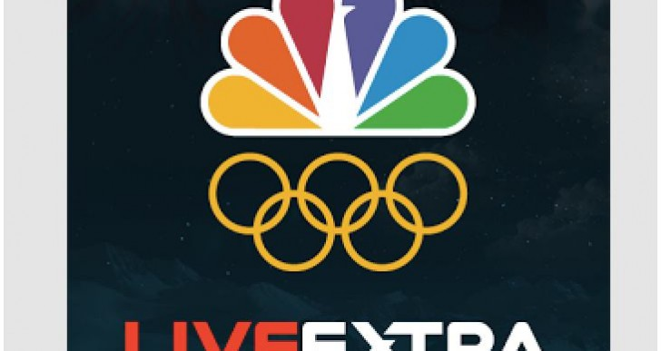 NBC olympics app for Android, iPad