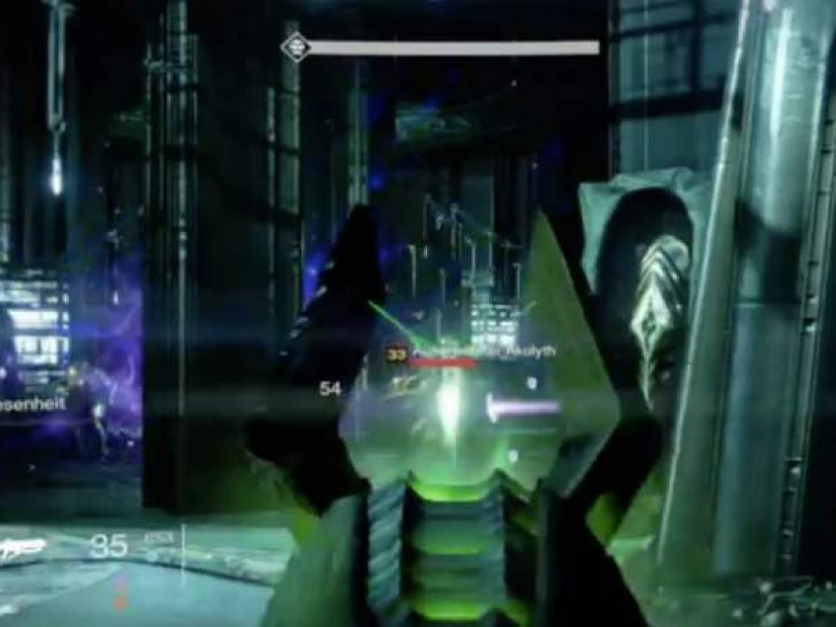 Necrochasm Auto Rifle Gameplay In Destiny Unleashed Product Reviews Net