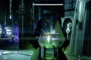 Necrochasm Auto Rifle gameplay in Destiny unleashed