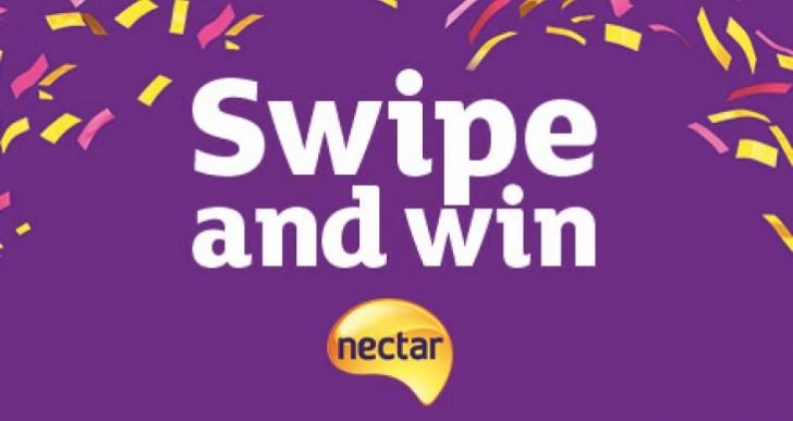 Sainsbury's Nectar Swipe and Win 2017 prize list