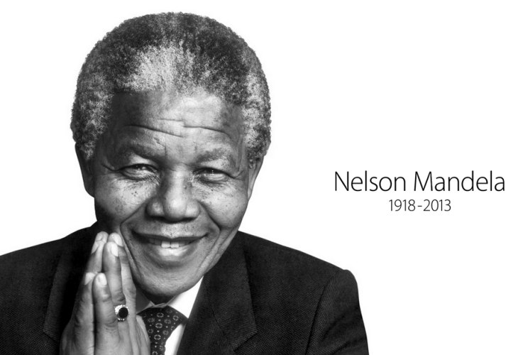 Nelson Mandela tribute a wonderful touch by Apple