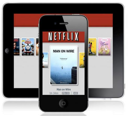 Netflix is available from virtually every popular media device.
