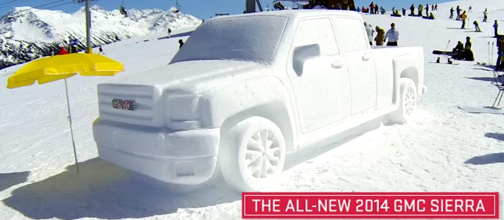 new-2014-GMC-Sierra-ice-carving
