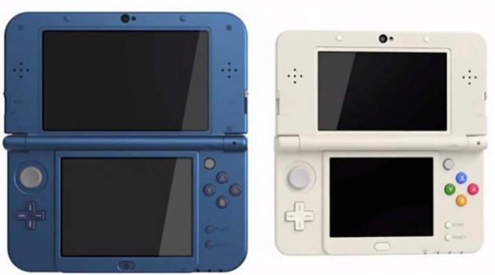 New Nintendo 3DS Vs old 3DS design