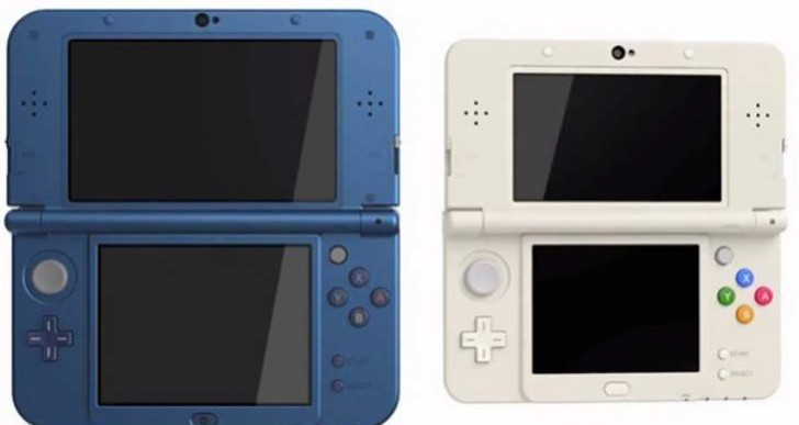 New Nintendo 3DS Vs old 3DS design