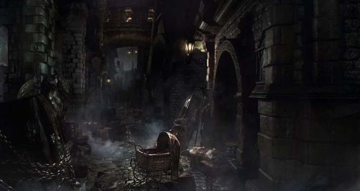 Bloodborne PS4 delay in new UK, US release date