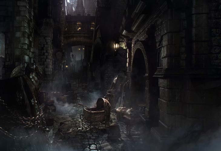 new-Bloodborne-ps4-release-date