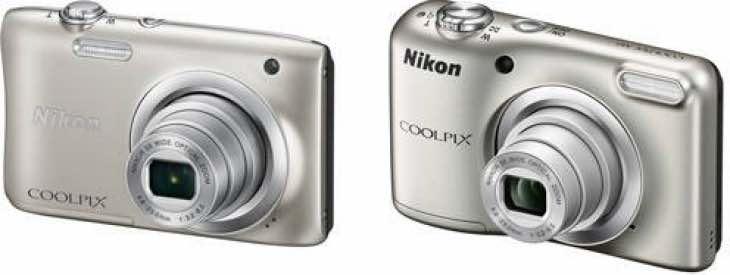 new Nikon Coolpix cameras