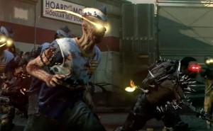 New AW MWG weapon DLC seen in zombies Infection map 2
