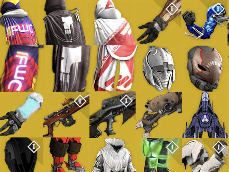 destiny how to get year 1 exotic weapons