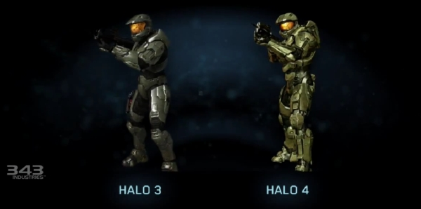 New Halo 4 video shows complete overhaul – Product Reviews Net