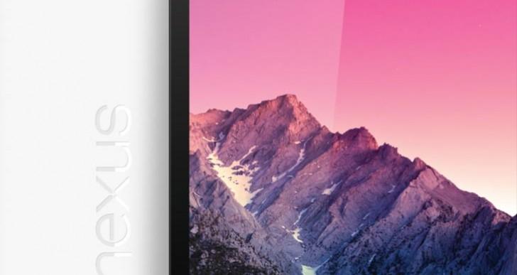 HTC Volantis 8.9 Nexus tablet
