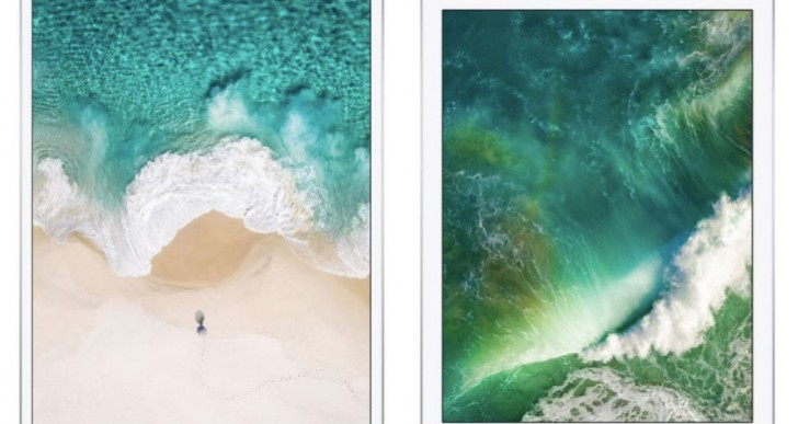 10.5-inch iPad Pro 2 evidence before WWDC 2017