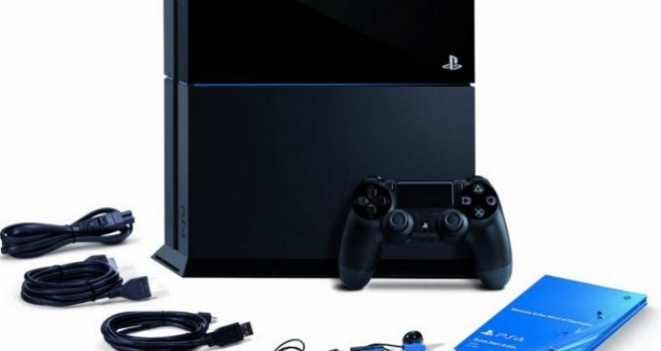 New PS4 model not slim, still a mystery
