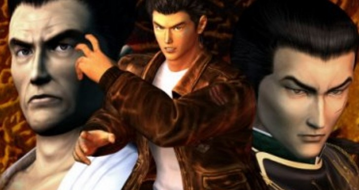 New PS Vita, PS3 game tease sparks Shenmue 3 dreams