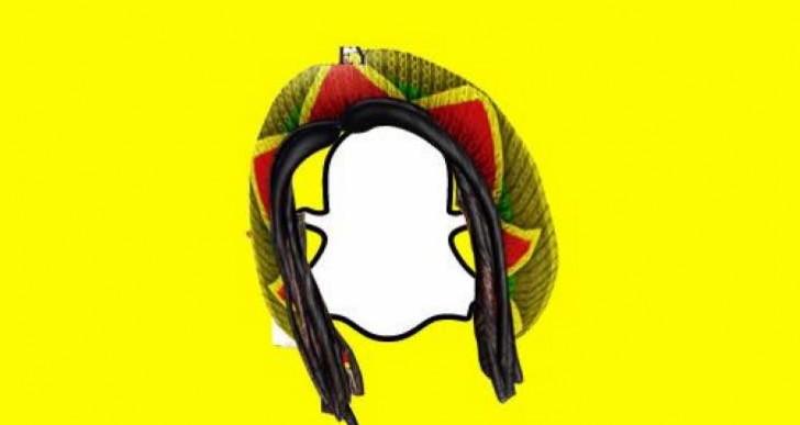 New Snapchat filter celebrating 420 sparks anger