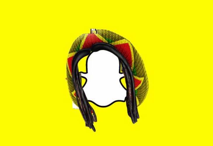 new snapchat filter