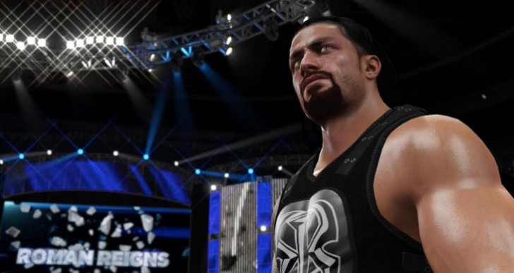 WWE 2K16 roster update for August 24
