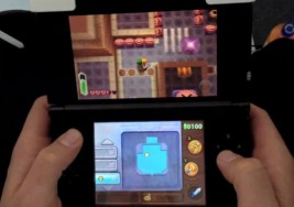 Zelda 3DS demo gameplay shows dungeon walkthrough