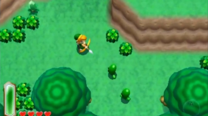 New Zelda 3DS gameplay for Link to the Past veterans