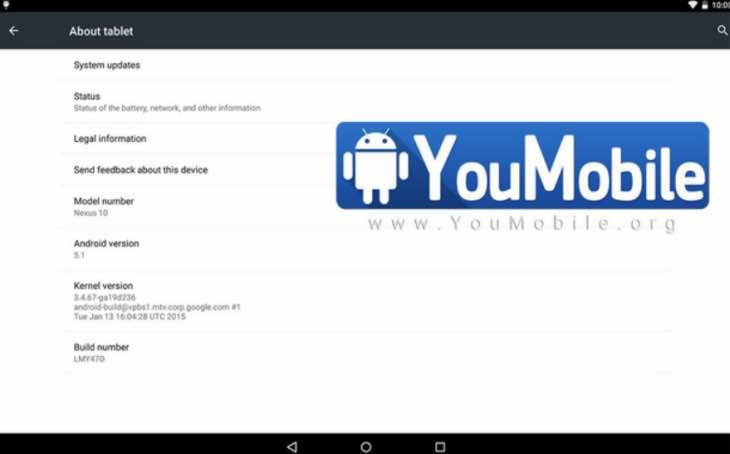 nexus-10-android-5.1-update-live
